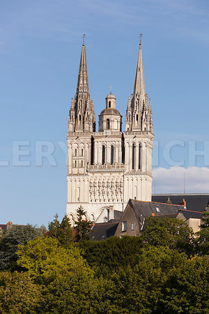 Photo de la cathedrale saint maurice