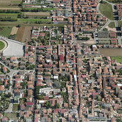 Capodrise aerial photos