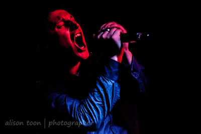 Jeff Stebbins, vocals, 3 Pill Morning (3PM)