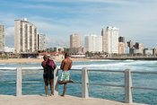 Durban waterfront, South Africa