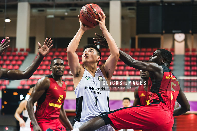Men's Basketball Places 21th-24th: Hong Kong vs. Mozambique