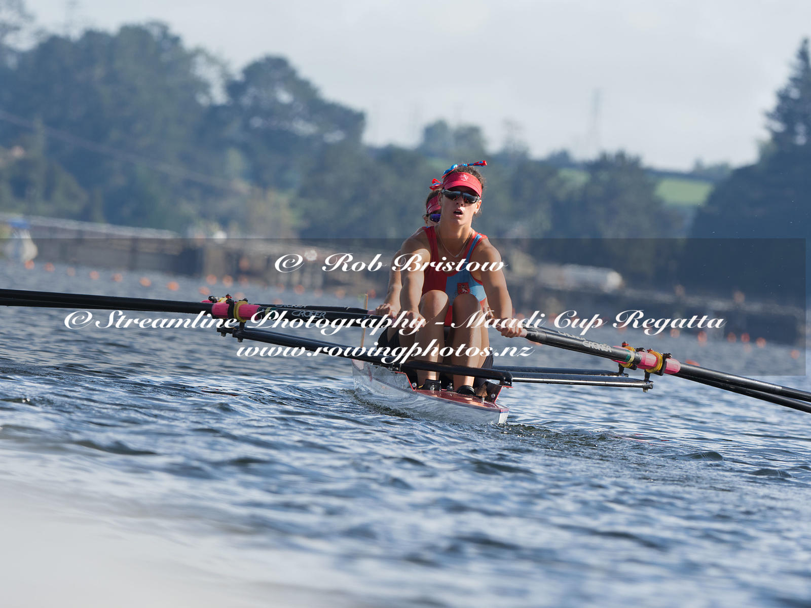 Taken during the NZSSRC - Maadi Cup 2017, Lake Karapiro, Cambridge, New Zealand; ©  Rob Bristow; Frame 2361 - Taken on: Saturday - 01/04/2017-  at 10:54.04