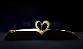 The Bible, the book of Love.