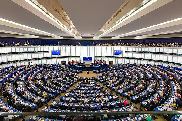 Hemicycle of the European Parliament, Strasbourg