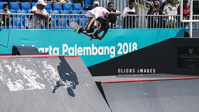 Men's Park Preliminary stage during Asian Games 2018 on August 28, 2018 at Jakabaring Sports City, Palembang
