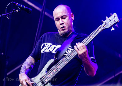Sam Rivers, Limp Bizkit Aftershock 2014
