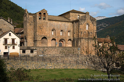 Abbey San Pedro of Siresa