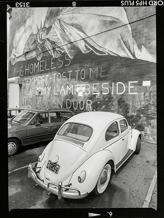 California AFC 632 No.1:  San Francisco 1989   Photographer Neil Emmerson  £975 inc UK VAT  Edition of 25.