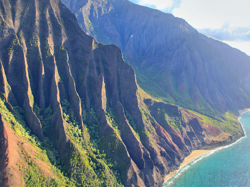 Na pali Pastel light