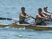 Taken during the Cambridge Town Cup and NI Championships 2019, Lake Karapiro, Cambridge, New Zealand; ©  Rob Bristow; Frame 4...