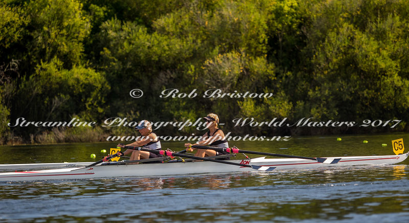Taken during the World Masters Games - Rowing, Lake Karapiro, Cambridge, New Zealand; ©  Rob Bristow; Frame 370 - Taken on: T...
