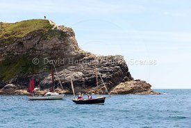 Drascombes in Lulworth Cove, 201707070169