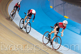 U17 Men Team Sprint Final. Canadian Track Championships (U17/Junior), April 1, 2016
