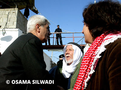 Leader of the Popular Front for the Liberation of Palestine Ahmed Saadat