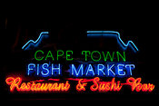 Cape Town Fish Market restaurant, Victoria & Alfred Waterfront, Cape Town, South Africa