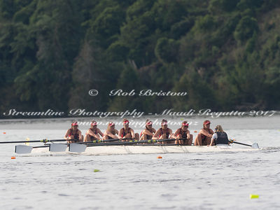 Taken during the NZSSRC - Maadi Cup 2017, Lake Karapiro, Cambridge, New Zealand; ©  Rob Bristow; Frame 3162 - Taken on: Saturday - 01/04/2017-  at 17:41.32