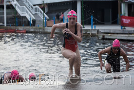 Canadian AG Sprint Distance Championships and Canadian Para Triathlon Championships. Ottawa International Triathlon, Dow's La...
