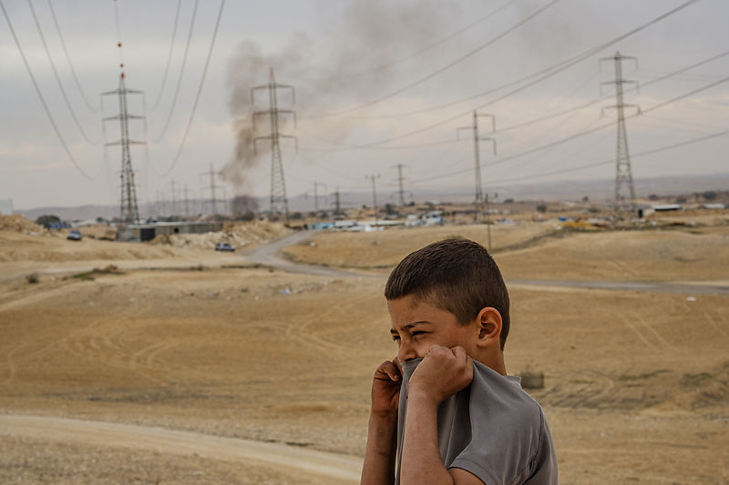 Air Pollution AT The Unrecognized Bedouin Villages
