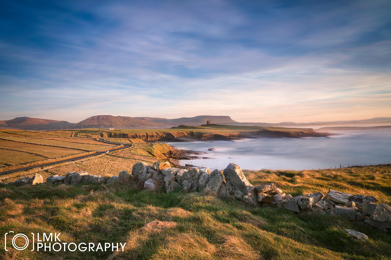 mullaghmore Golden Light