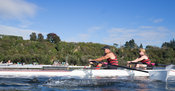 Taken during the World Masters Games - Rowing, Lake Karapiro, Cambridge, New Zealand; ©  Rob Bristow; Frame 1327 - Taken on: ...