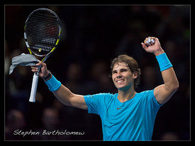 2013 ATP World Tour Tennis Finals Day Two Nov 5th
