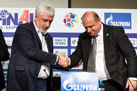 Alexander MESHKOV during the Final Tournament - Final Four - SEHA - Gazprom league, Sponsorship press conference, Croatia, 02...