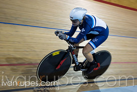 Women Individual Pursuit 1-2 Final. Canadian Track Championships, September 30, 2017