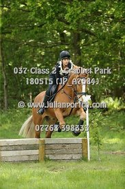 Crabbet Park Hunter Trials 170515
