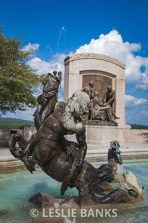 Fountain of the Centaurs