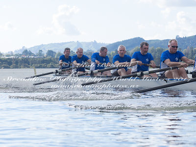 Taken during the World Masters Games - Rowing, Lake Karapiro, Cambridge, New Zealand; ©  Rob Bristow; Frame 472 - Taken on: T...