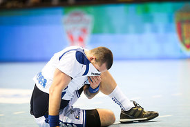 Player of PPD Zagreb during the Final Tournament - Final Four - SEHA - Gazprom league, Bronze Medal Match Meshkov Brest - PPD...