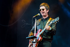 Noel Gallagher's High Flying Birds @ Rock Werchter 2015