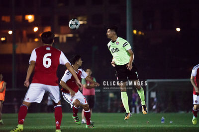 Hong Kong Football 1st division league Week 10 SCAA 2:1 Eastern District on November 4, 2017