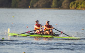 Taken during the World Masters Games - Rowing, Lake Karapiro, Cambridge, New Zealand; Tuesday April 25, 2017:   6590 -- 20170...