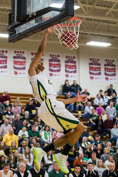 Boys Basketball - Iowa City West vs Cedar Rapids Jefferson Sub-state Final, Feb 28, 2013