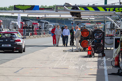 In the pit lane and behind the scenes at the Silverstone 500 - the third round of the 2014 Avon Tyres British GT Championship...