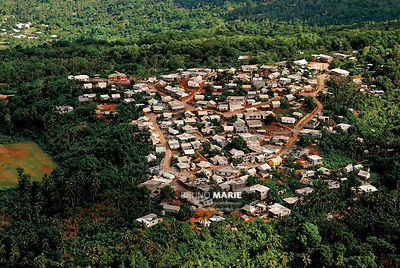 Village de Choungui, Mayotte