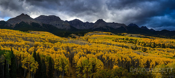 Miles of Color | San Juan Mountains, CO