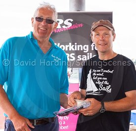 Prizegiving at RS Summer Championships 2018, 20180624037