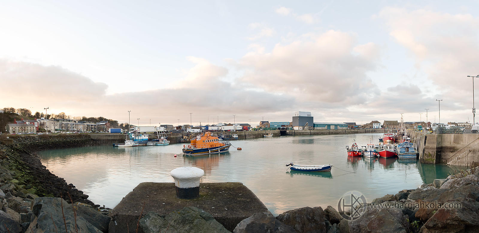 Ireland - Howth (Harbor II)