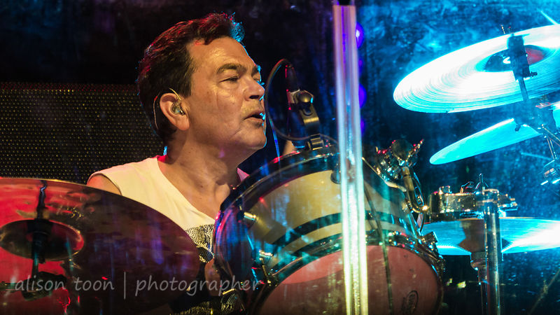 Jon Moss, drums, Culture Club