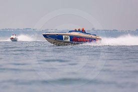 Warpath, B69, Fortitudo Poole Bay 100 Offshore Powerboat Race, June 2018, 20180610140