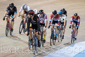 Cat 2 Men Scratch Race, 2017/2018 Track Ontario Cup #2, Mattamy National Cycling Centre, Milton On, January 14, 2018