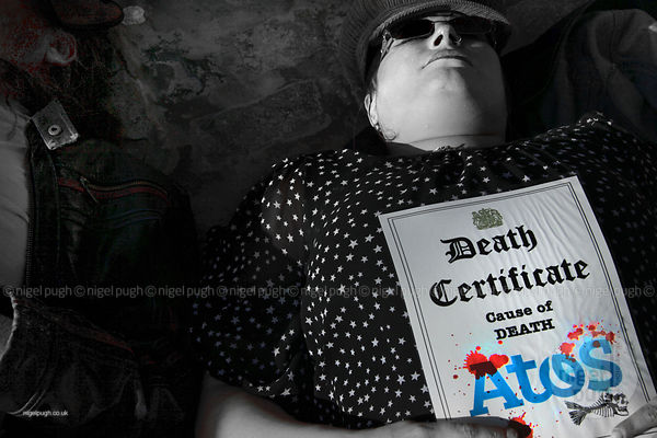 No To Atos: