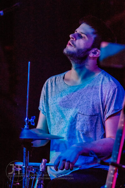 Hoopla - X Ambassadors, Blue Moose Tap House, February 17, 2015