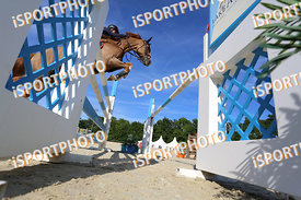 BISTAN Stefanie (AUT) and MERCURY during LAKE ARENA - The Equestrian Springbreak, CSI1*, Big Tour, 140 cm, 2017 June 11 - Wie...
