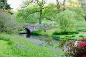 Lady Eleanor's Bridge. Minterne, Minterne Magna, Dorset, UK