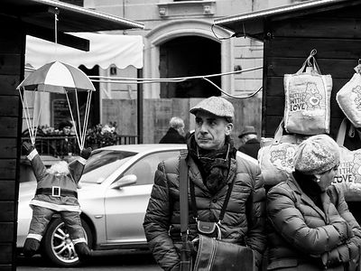 Street Photography in Caltagirone #16