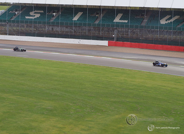 United Kingdom - Silverstone (Caterham Sparring)