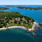 Cushing Island, Casco Bay